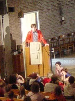 Ralph Caspers predigt