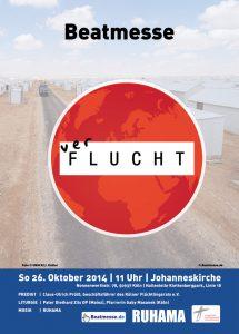 "Flyer ""ver- FLUCHT!"""